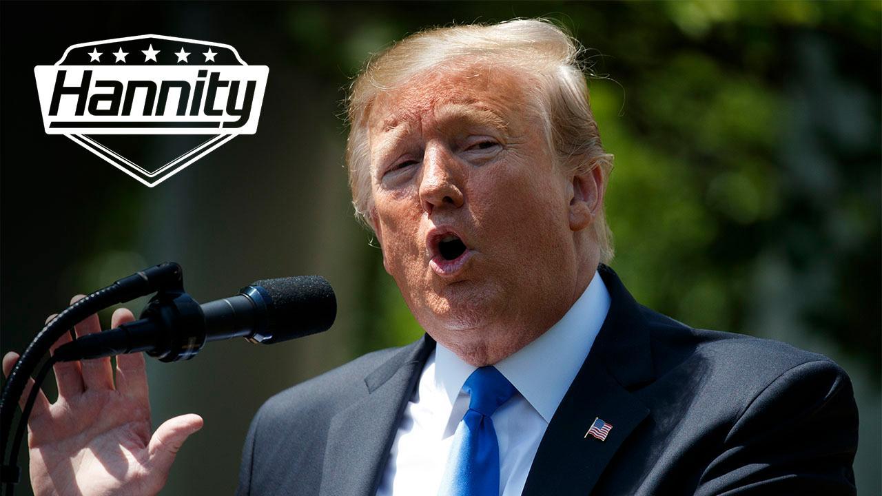 Hannity – Thursday, May 2