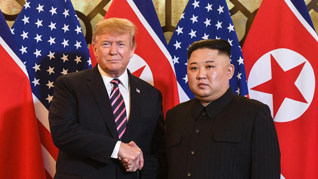 Westlake Legal Group 990505083001_6053932038001_6053928736001-vs Trump, Kim will meet at DMZ on Sunday, South Korea's leader says fox-news/world/world-regions/south-korea fox-news/world/conflicts/north-korea fox-news/person/donald-trump fox news fnc/world fnc Dom Calicchio d5dda74c-8ef5-5e1a-b2e0-e0da4e4a8566 article
