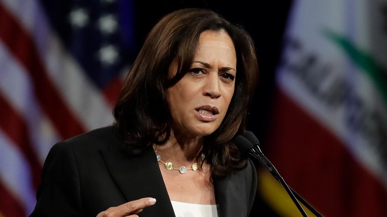 2020 presidential candidate Kamala Harris shares advice ...   Kamala Harris