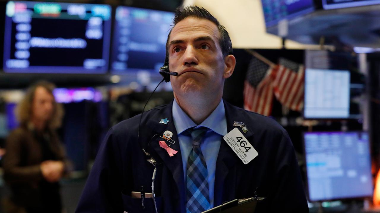 Bartiromo analyzes the U.S. market amid the coronavirus outbreak.